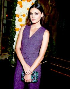 "Phoebe Tonkin at ""T Magazine's Celebration of the Inaugural Issue of the Greats"" // October 22, 2015"