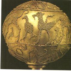 Granulation_Vetulonia etruscan  gold