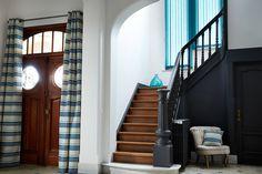 Cage d 39 escalier restaur e maison de ma tre verviers 2 - Amenagement cage d escalier ...