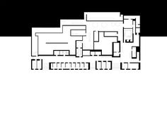 Therme Vals plan 02 / Peter Zumthor Drawings