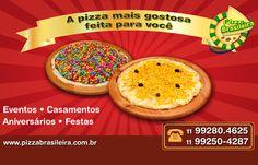 Pizza Brasileira - Rodízio de Pizza em Domicílio
