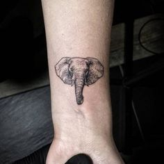 elephant tattoo designs (93)