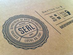 nice seal • by Jeremy Loyd via Dribbble: http://drbl.in/fJuM