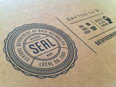 nice seal •by Jeremy Loyd via Dribbble: http://drbl.in/fJuM