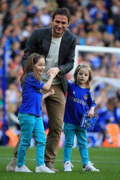Lampard & sus hijas