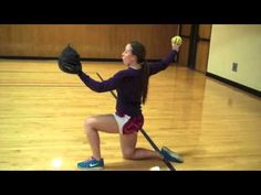 The Proper Throwing Technique of Softball Athletes to Prevent Shoulder Injuries - YouTube