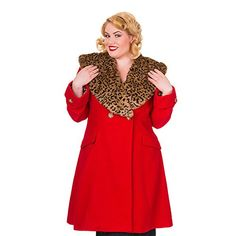 Banned Women's Vintage Plus Size Coat - 2XL, Red Banned http://www.amazon.com/gp/product/B0177YUAB0/ref=as_li_tl?ie=UTF8&camp=1789&creative=390957&creativeASIN=B0177YUAB0&linkCode=as2&tag=shawnee05-20&linkId=J52CYDGI67HT6LK6