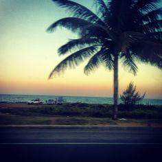 Praia Maravilhosa!!!