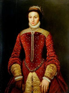 Said to be Queen Mary I, Daughter of Henry VIII and Catherine of Aragon (c) Museums Sheffield; Supplied by The Public Catalogue Foundation
