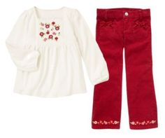 NWT Gymboree COZY OWL Outfit, Floral Shirt & Pants   Available in our online store at http://stores.ebay.com/starbabydesignshomestore