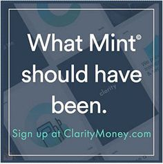 Clarity Money App Review - Will They Kill Mint? | Budgets Are Sexy