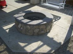 Outdoor Fire Pit Plans | Outdoor Fire Pits & Backyard Patio Designs in Bakersfield | Maranatha ... Concrete Fire Pits, Fire Pit Patio, Outdoor Fire, Glass Fire Pit, Outdoor Oven, Fire Pit Wall, Outdoor Decor, Backyard Patio Designs, Backyard Projects