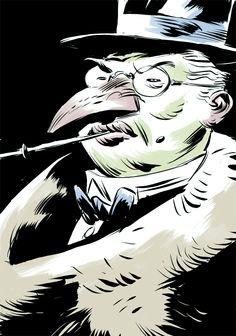 The Penguin by Ultimateskull