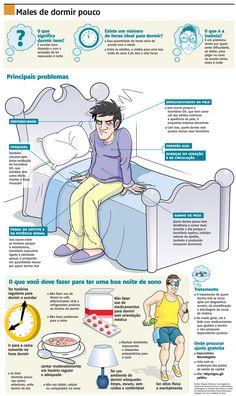 Males de dormir pouco