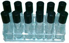 This is awesome! This is awesome! You get twelve roller bottles with a storage tray! Perfect for holding all of your blends! click image for info on where to buy Essential Oil Supplies, Essential Oils For Anxiety, Essential Oil Bottles, Essential Oil Uses, Natural Essential Oils, Natural Oils, Aroma Tools, Living Oils, Aromatherapy Oils