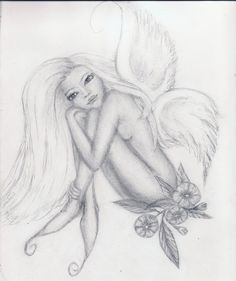 fairy drawings | fairy tattoo ii by giglebox traditional art drawings miscellaneous ...