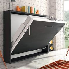 Awesome murphy bed ideas ikea information is readily available on our site. Folding Furniture, Smart Furniture, Space Saving Furniture, Furniture Plans, Furniture Design, Kids Furniture, System Furniture, Modular Furniture, Furniture Assembly