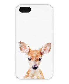 Little Deer by Amy Hamilton as iPhone Case 5s Cases, Deer, Iphone, Reindeer