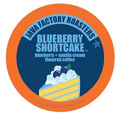 Ogitchida Kwe's Book Blog : Summer's Here! Blueberry Shortcake Coffee Giveaway...