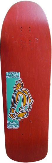 Lance Mountain - Powell