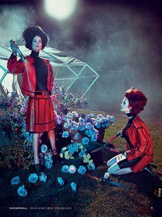 Steven Klein / Vogue US