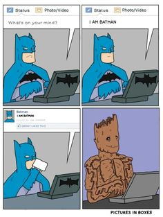 I am Groot...