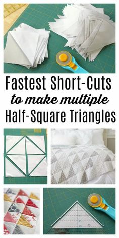Quilting 101, Quilting For Beginners, Patchwork Quilting, Quilting Tutorials, Quilting Projects, Quilting Designs, Sewing Projects, Craft Projects, Beginner Quilting