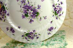 Aynsley Fine English Bone China Porcelain Wild by TinyandBeautiful
