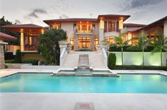 Estate of the Day: $17.9 Million Gated Oceanfront Mansion in Delray Beach, Florida