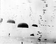 A Bridge Too Far: Operation Market-Garden: Airborne forces drop during Operation Market-Garden, September 1944