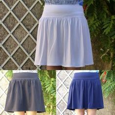 Christmas Outfits : Trio of small jersey skirts! small Mars-SHE tuto stitching jersey skirts free pattern simple quick Baby Couture, Couture Sewing, Girl Dress Patterns, Blouse Patterns, Maxi Dress Tutorials, Jersey Skirt, Refashion, Diy Clothes, Diy Fashion