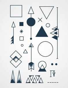 hipster tattoos - Google Search