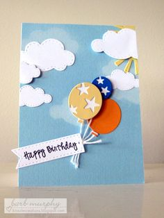 50 Creative Handmade Birthday Cards You Can Make Yourself Handmade Birthday Cards, Greeting Cards Handmade, Umbrella Cards, Bday Cards, Card Making Tutorials, Card Making Inspiration, Kids Cards, Cool Cards, Creative Cards