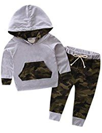 Cheap baby outfit, Buy Quality toddler boy directly from China baby suit Suppliers: Toddler Boy Clothes Hooded Tracksuit Top +Pants Camouflage Kid Baby Outfits Suit wholesale Toddler Boy Outfits, Baby Boy Outfits, Kids Outfits, Winter Outfits, Little Boy Outfits, Jean Outfits, Boys Winter Clothes, Cute Baby Clothes, Autumn Clothes