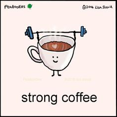 Finally, my brethren, be strong in the Lord and in the power of His might. Coffee Puns, Coffee Humor, Coffee Quotes, Coffee Art, My Coffee, Coffee Shop, Coffee Time, Coffee Break, Food Puns