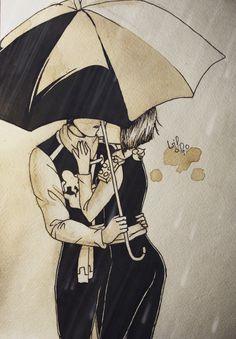 Rainy day again))) by ViolPro.deviantart.com on @DeviantArt