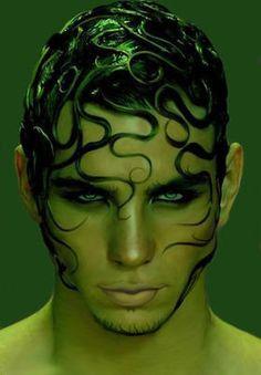 ★♥★ #snake #hair ... ★♥★  #Macabre #Horror #bizarre #weird #Strange #Odd #unusual