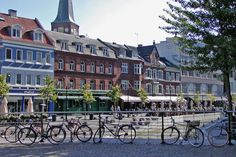 Grab a bike and go for a ride in Aarhus