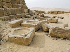 Another one of my favourite sites in Egypt, Abu Ghurob. Home to these amazing stone vessels that show aspects of having been machined thousands of years ago. More at: http://khemitology.com/ ... see Brien Foerster on Facebook