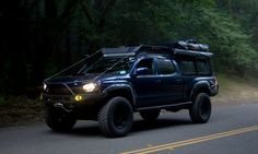 Awesome tacoma fully built up! Tacoma World Build: www.tacomaworld.c... #TOYOTA…