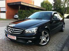 Nr. 4 Mercedes CLC 220