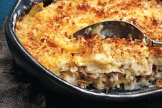 Creamy and comforting? Check. Rich and delicious? Check. This simple, classic side has everything you could ever ask for in a potato gratin. We guarantee you'll make it again and again – and again!