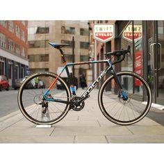 2016 Focus Mares CX Rival Cyclocross Bike