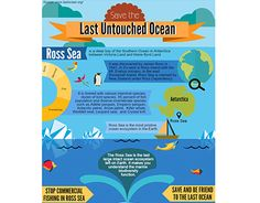 """The Last Ocean Campaign Infographic - Ross Sea"" http://on.be.net/1utLPVT"