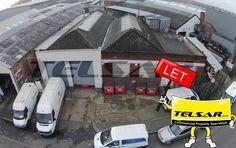 LET LET LET! Another deal in Park Royal for Telsar – 5,002 SQ FT - 19 Gorst Road, NW10 6LA  #DealDone
