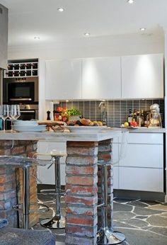 small kitchen ideas. cupboards.