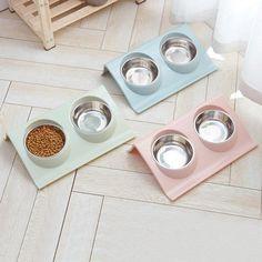 Dog Food Bowls, Pet Bowls, Dog Accesories, Pet Accessories, Pet Puppy, Dog Cat, Cute Dog Toys, Pet Feeder, Food Feeder