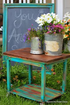 5 Easy, Awesome, Low Cost Planter Ideas
