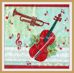 A personal favorite from my Etsy shop https://www.etsy.com/listing/250891172/decoupage-paper-napkin-tissue-paper