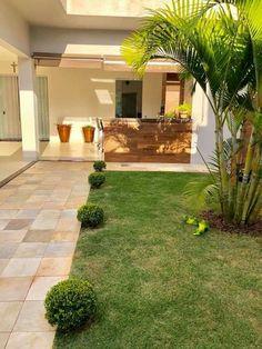 Outdoor Living, Outdoor Decor, My Dream Home, Exterior, Patio, House, Home Decor, Garden, Arquitetura